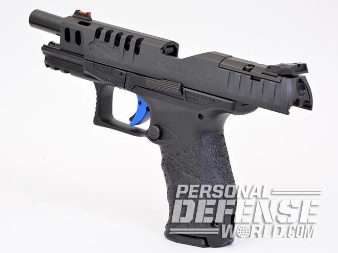 Walther Q5 Match pistol barrel