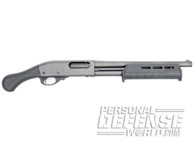 short-barreled shotguns Remington Model 870 Tac-14 right profile