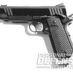 Tommy Guns USA Commander .357 SIG 1911 handgun left profile