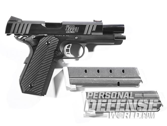 Tommy Guns USA Commander .357 SIG 1911 handgun magazines