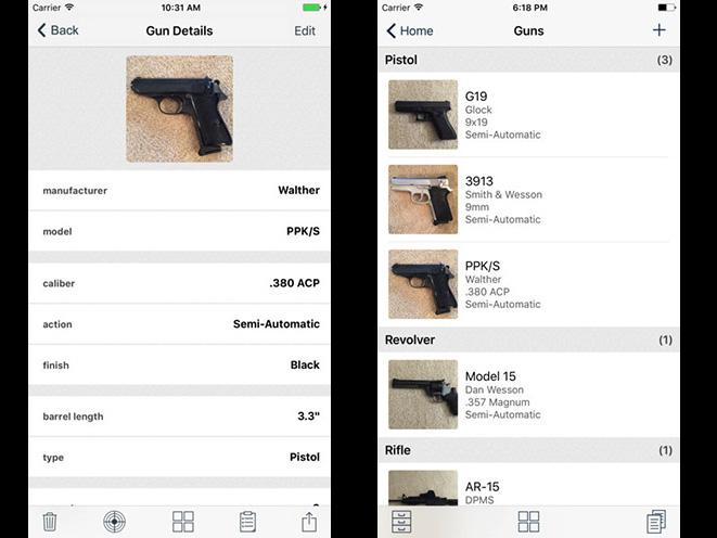 myArmsCache gun details