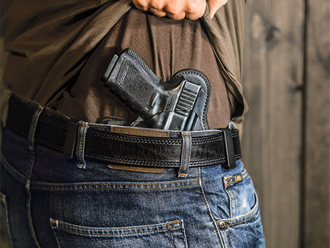 Concealed Carrier Bible carrying