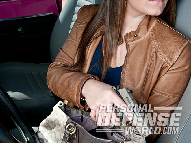 Concealed Carrier Bible practice