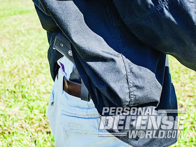 Concealed Carrier Bible safety