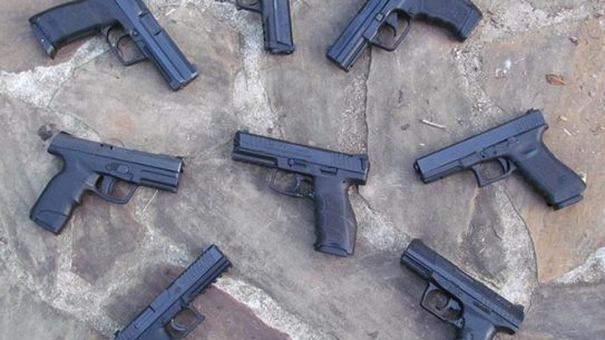 Concealed Carry Reciprocity Ramifications Glock pistols