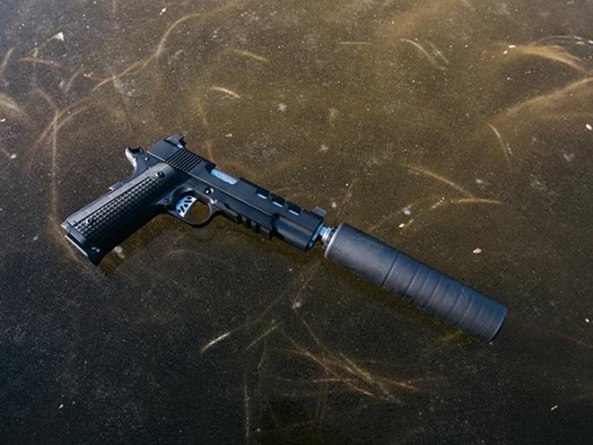 hearing protection act suppressor handgun