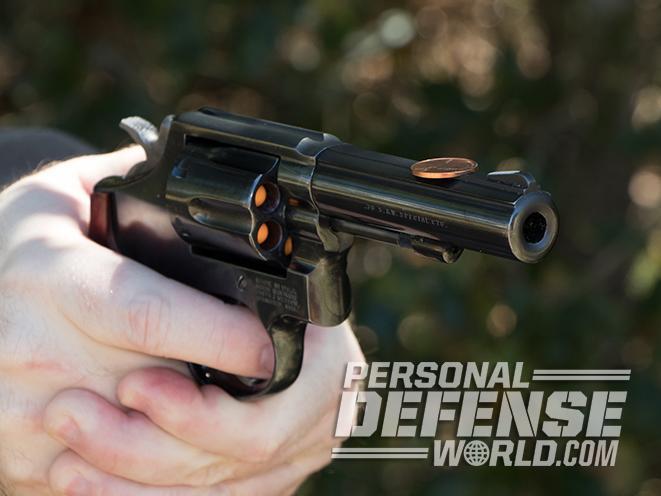 revolver dry fire practice