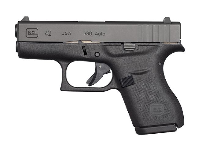 Best Handguns For Women Glock 42