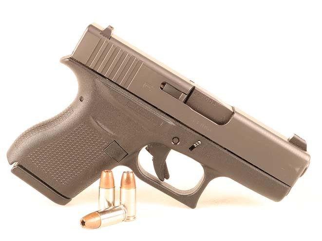 Best Handguns For Women Glock 43