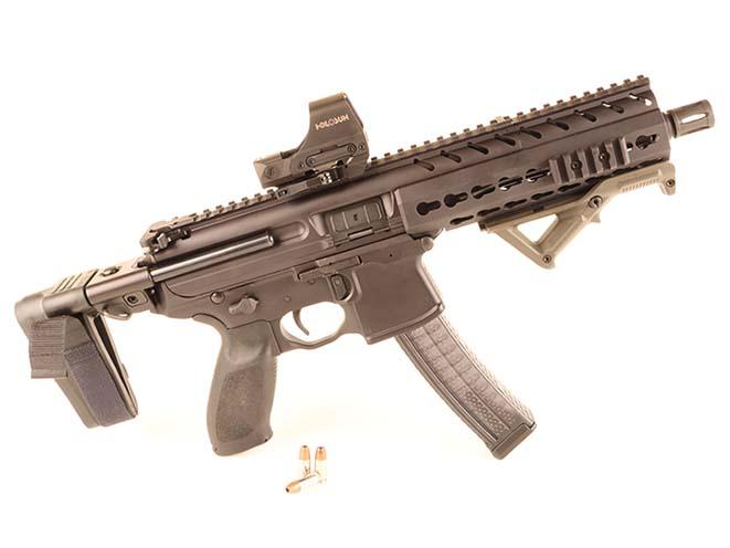 Best Handguns For Women Sig Sauer MPX