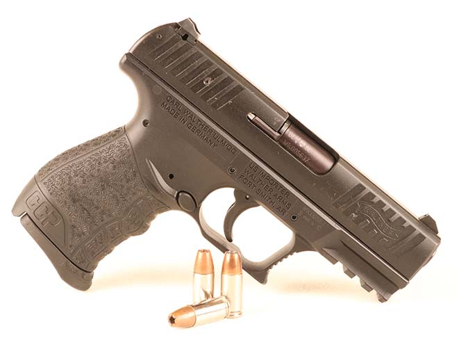 Best Handguns For Women Walther CCP