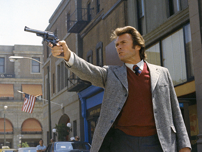 .44 Magnum dirty harry