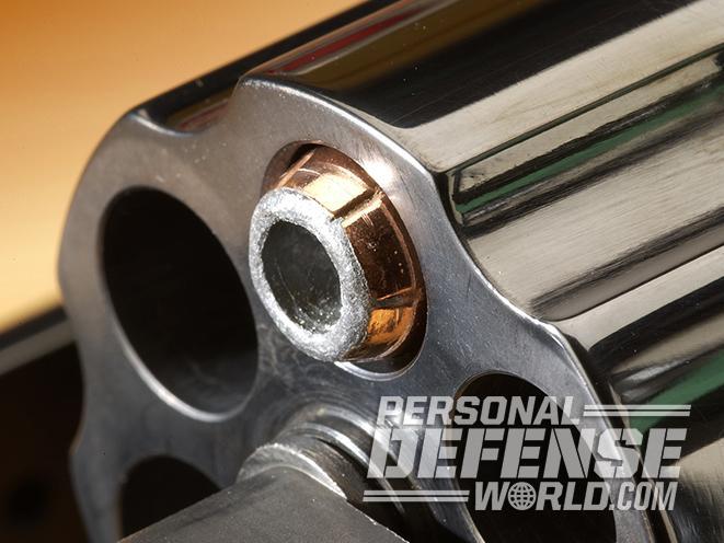 .44 Magnum crimping