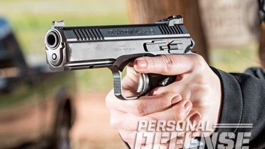 CZ Shadow 2 Pistol lead Athlon Outdoors Rendezvous