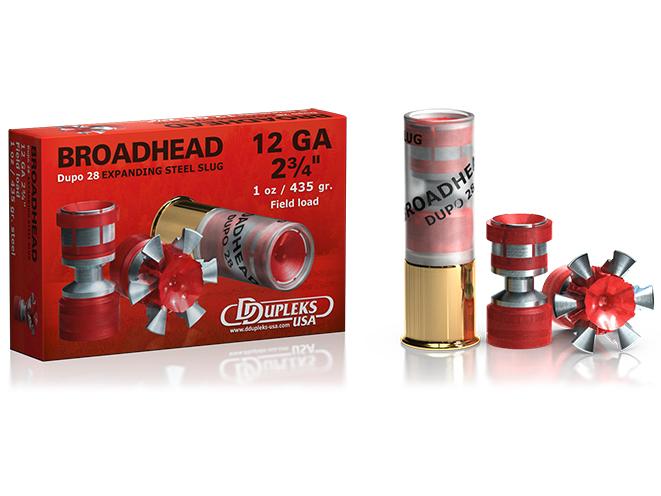 DDupleks Broadhead new ammo