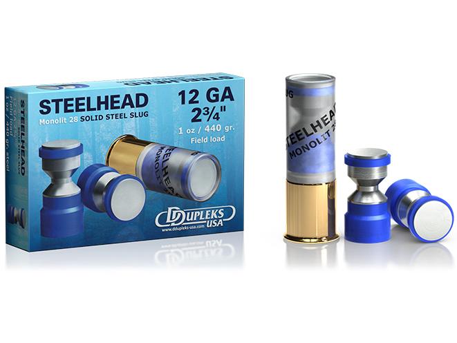 DDupleks Steelhead new ammo