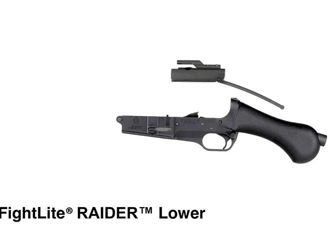 FightLite Raider pistol lower