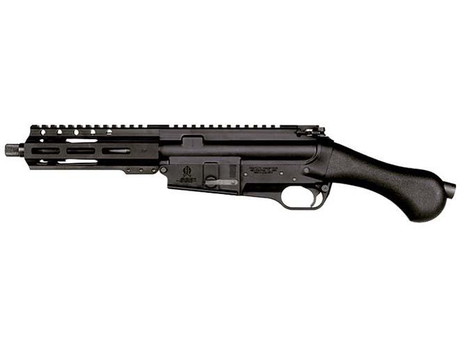 Fightlite Raider pistol left profile