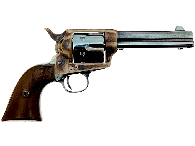 Gary Cooper's Peacemaker old west revolvers