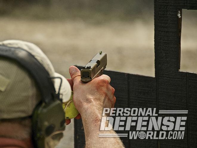 glock 19 edc pistol range work