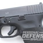 glock 19 edc pistol vickers slide stop