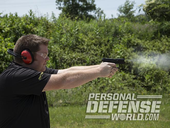Heckler & Koch VP9SK pistol test