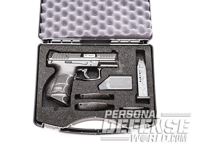 Heckler & Koch VP9SK pistol case
