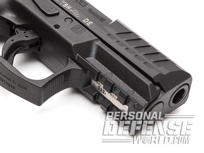 Heckler & Koch VP9SK pistol front