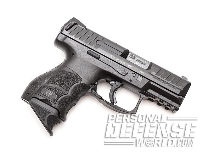 Heckler & Koch VP9SK pistol right profile