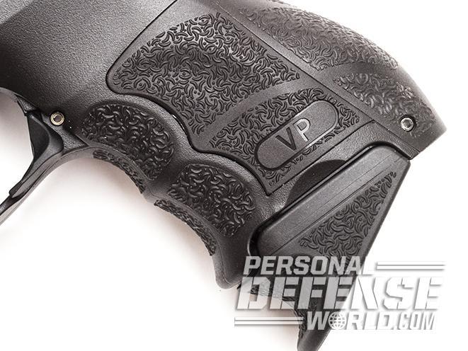 Heckler & Koch VP9SK pistol grip