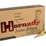 Hornady 6mm Creedmoor new ammo