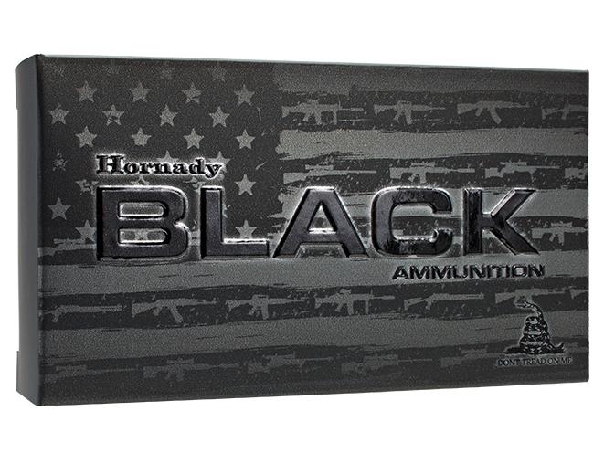 Hornady Black new ammo