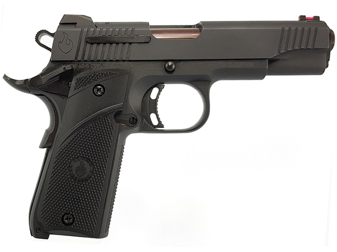Llama Micromax pistol right profile