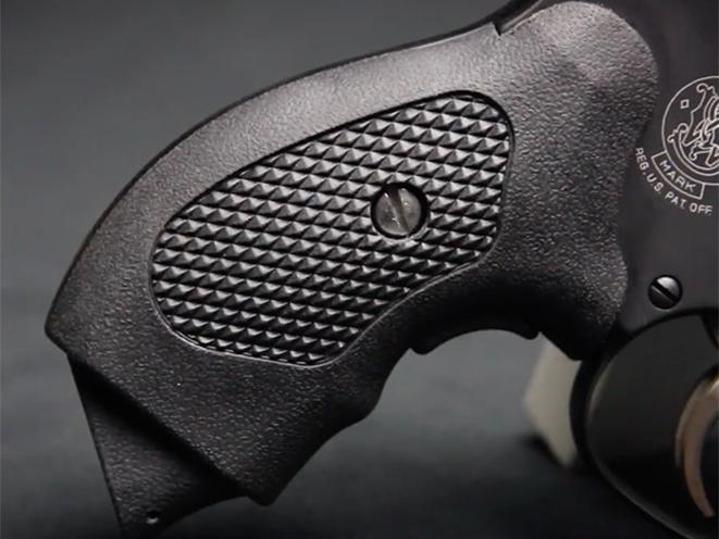 Pachmayr GuardianGrip closeup