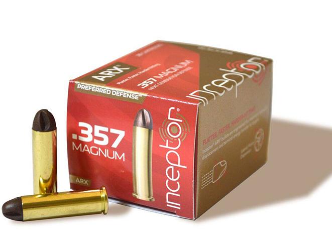 PolyCase Inceptor ARX new ammo