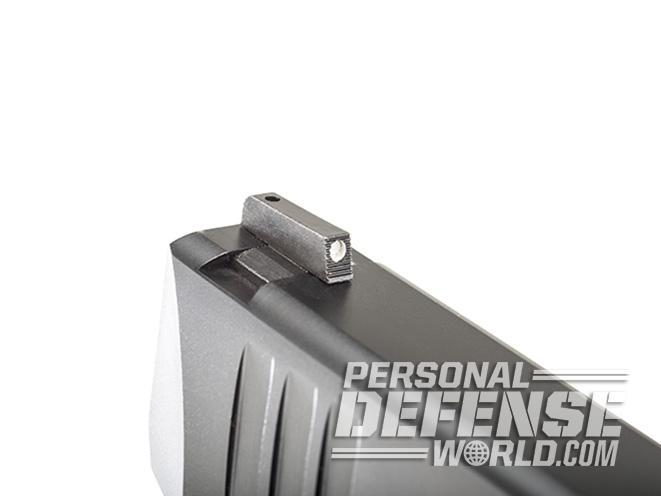 Remington RP9 PISTOL front sights