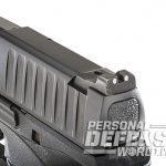 Remington RP9 PISTOL rear sight