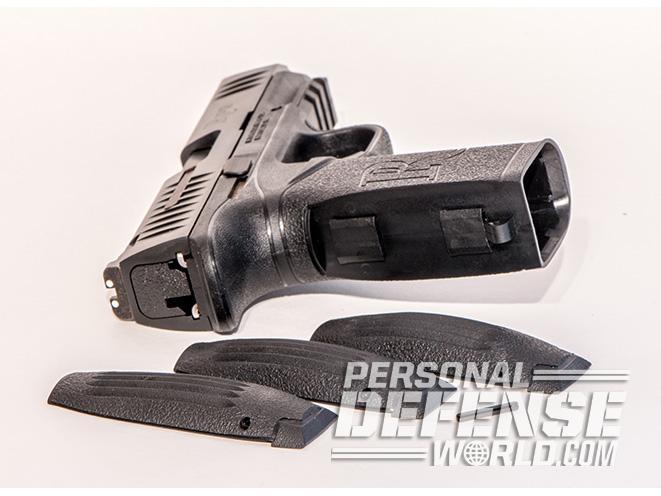 Remington RP9 PISTOL backstraps