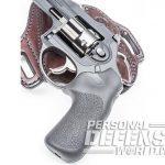 Ruger LCRx revolver monogrip