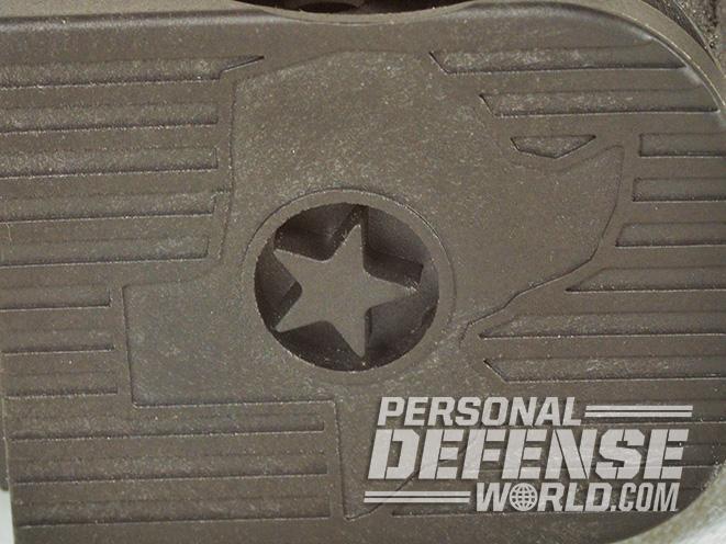 STI DVC Carry pistol logo