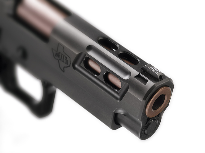 STI DVC Carry pistol barrel
