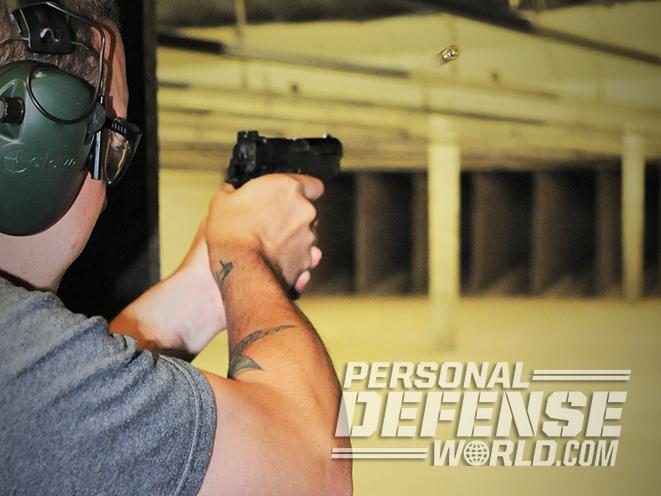 STI DVC Carry pistol testing