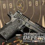 STI DVC Carry pistol target