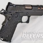 STI DVC Carry pistol frame