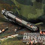 STI DVC Carry pistol ejection port