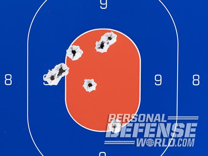 Sig Sauer P938 Combat pistol test
