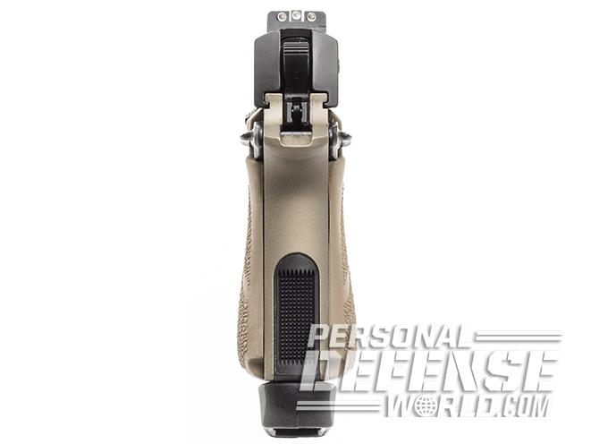 Sig Sauer P938 Combat pistol sight