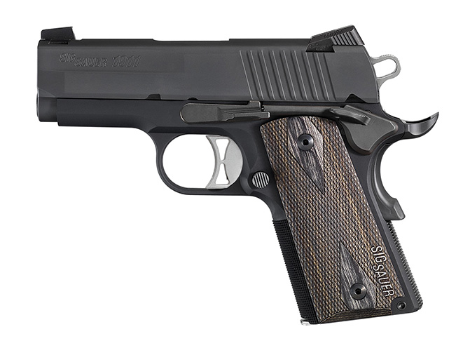 sig sauer pistols 1911 Ultra-Compact