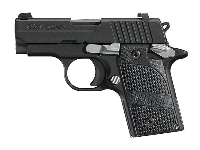 sig sauer pistols P238 Nightmare