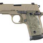 sig sauer pistols P238 Scorpion